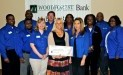 Montgomery Area Food Bank Receives $2,645 Donation