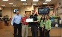 Regional Food Bank of Northeastern New York receives $1,960 donation from WCF.