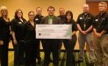Mountaineer Food Bank Receives $3,750 Donation