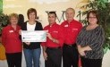 Westmoreland County Food Bank Receives $800 Donation