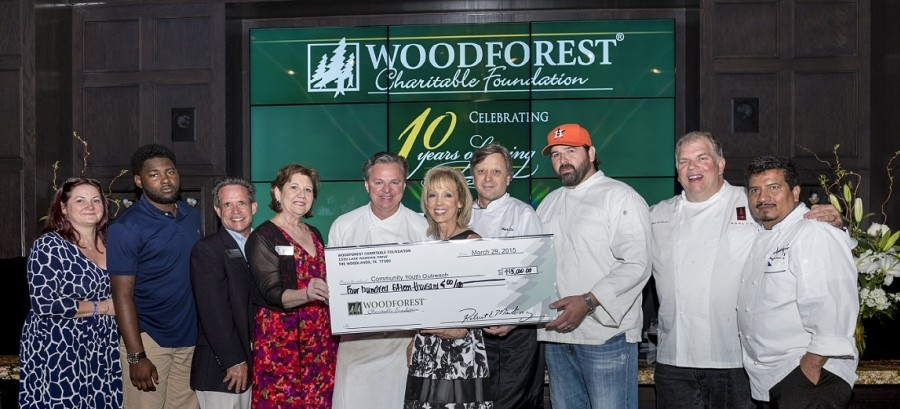 Community Youth Outreach will receive a $415,000 donation from WCF.