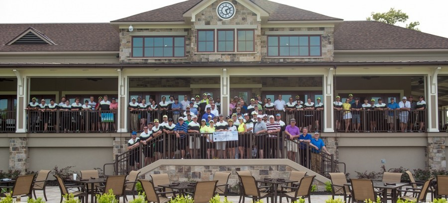 Woodforest National Bank hosted it's annual Supplier Golf Tournament.